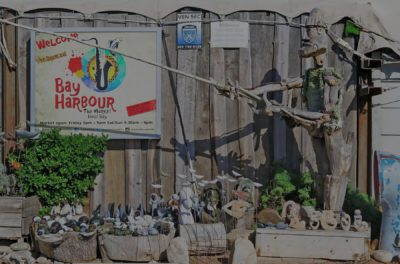 hout bay harbour market top image