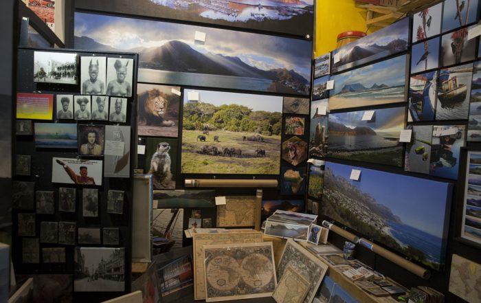 Hout Bay Harbour Market Positive Imaging