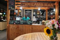 Hout Bay Harbour Market The Lamb Man