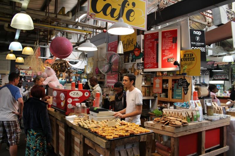 ZA Cafe bay harbour market