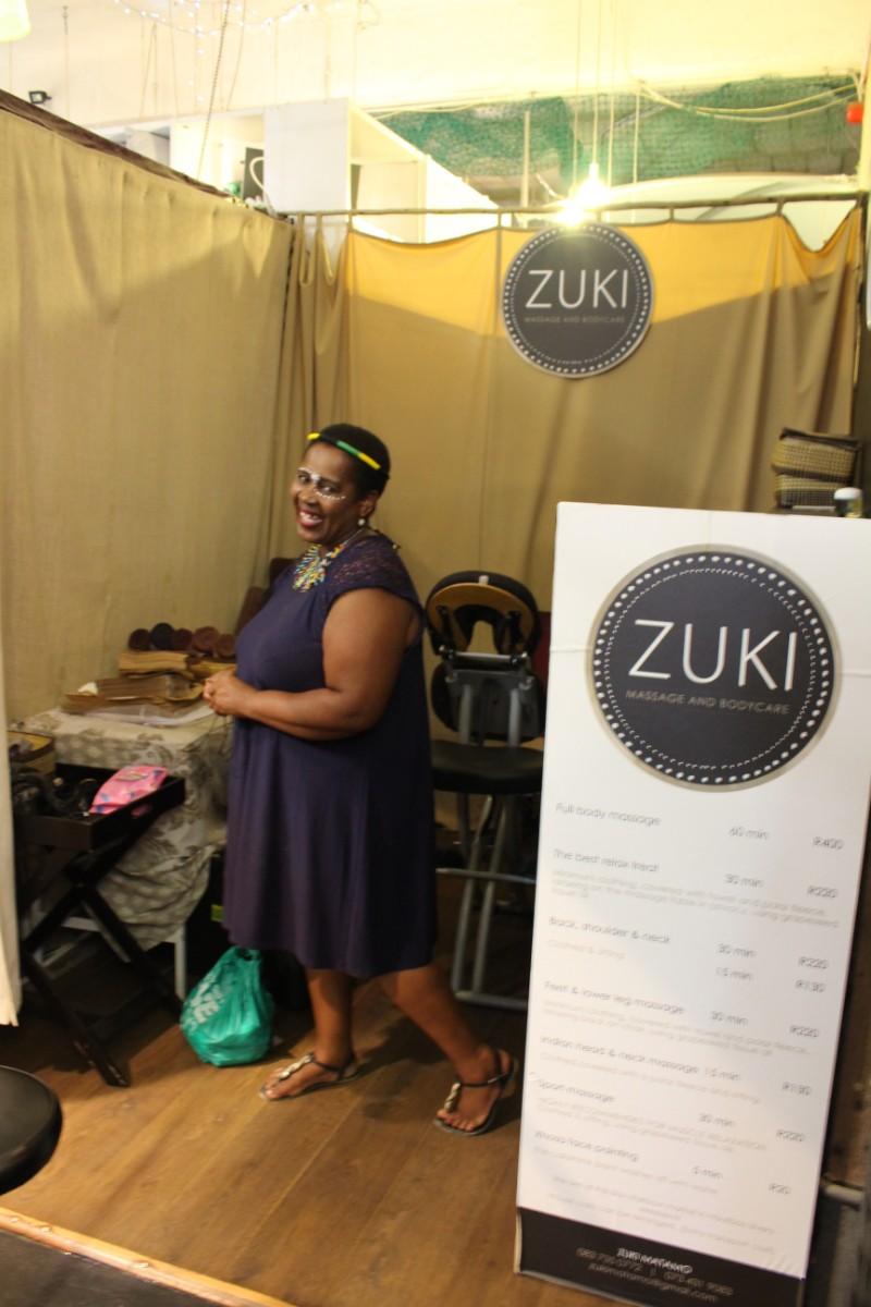 Zuki Massage and Body Care