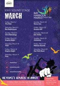 Live Music Cape Town Bay Harbour Market March 1