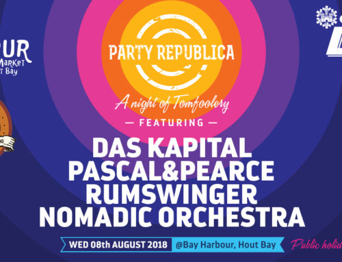 Join us for the Party Republica 8th of August at The Bay Harbour Market
