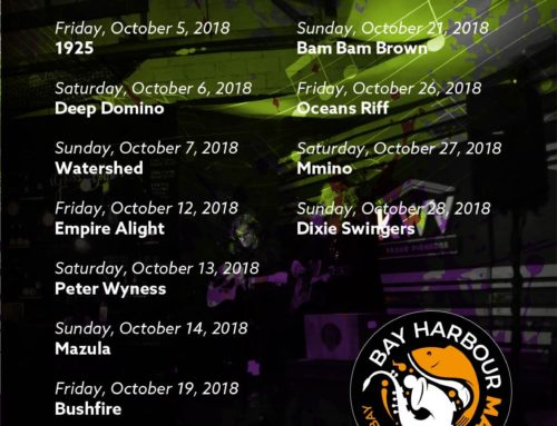 The October Gig Guide