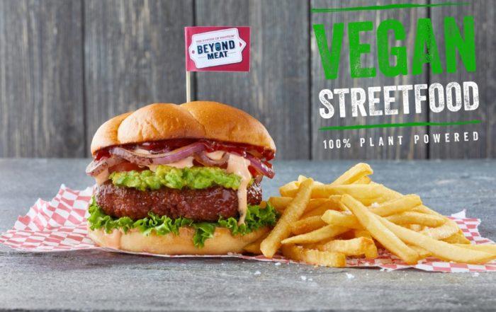 vegan streetfood