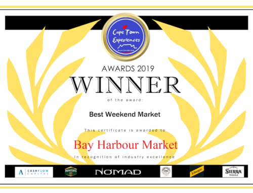 BHM Wins Best Weekend Market Award