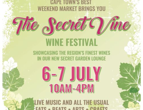 The Secret Vine Wine Festival 6-7 July At The Bay Harbour Market in Hout Bay