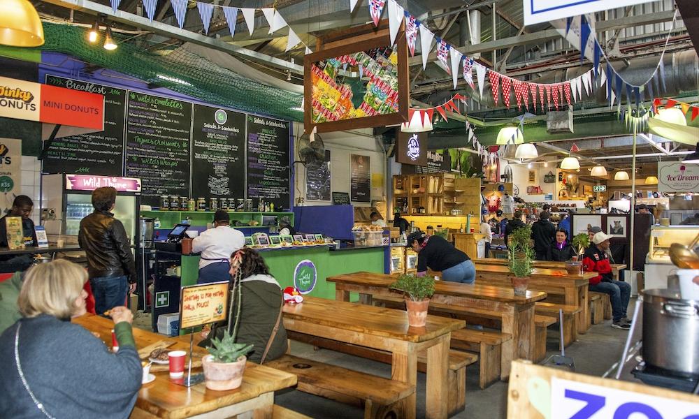 the bay harbour market - hout bay market 1