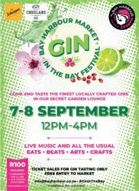 Gin in the Bay Festival