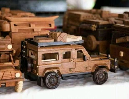 Unique Wooden Toys