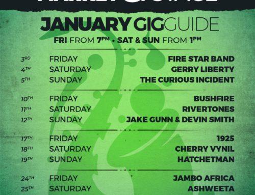 January 2020 Gig Guide
