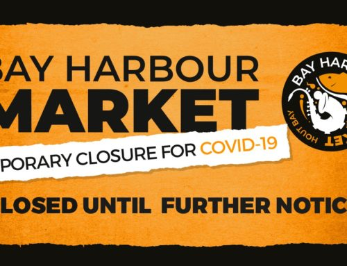 Bay Harbour Market Temporary Closure For Covid19