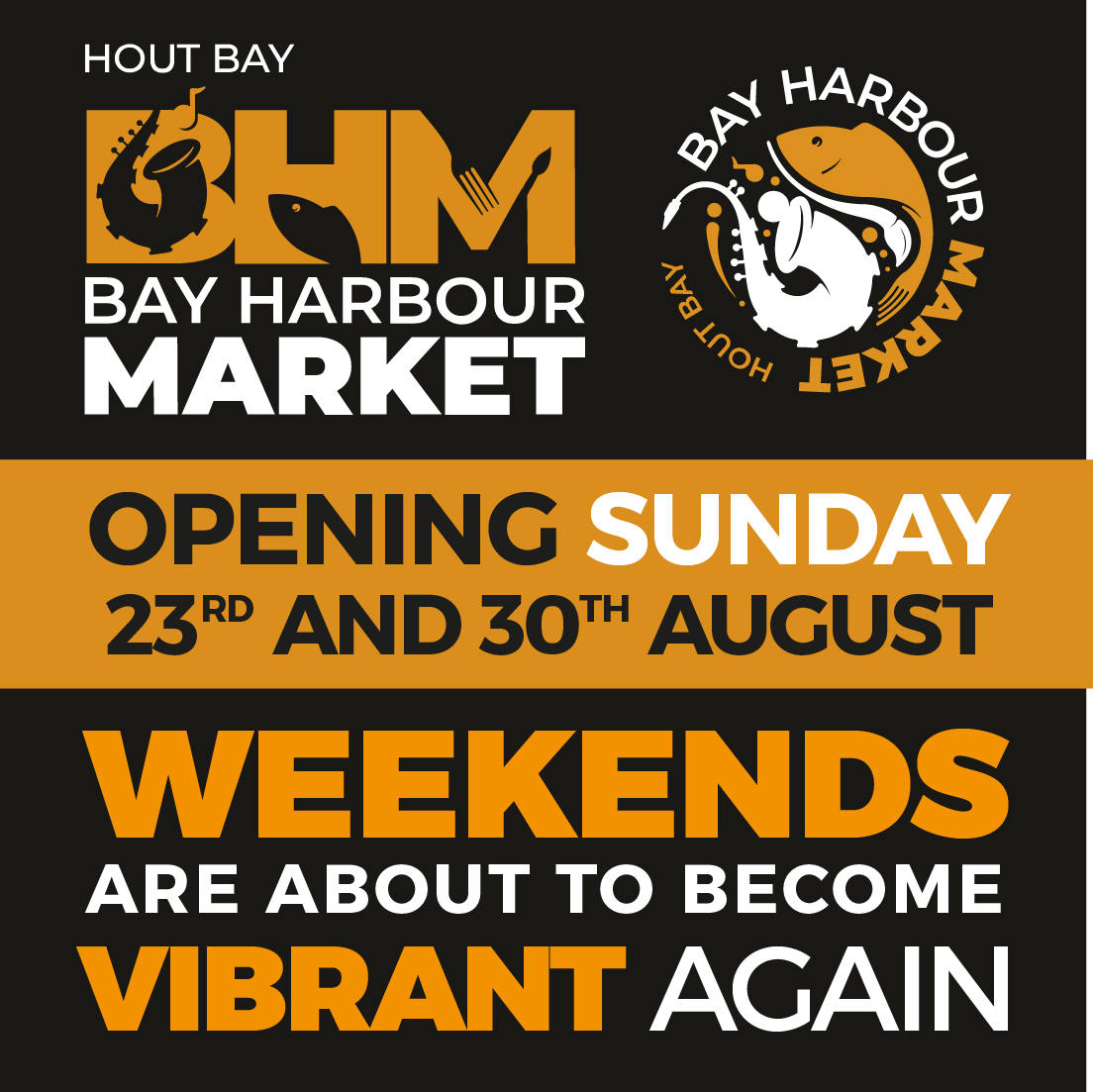 Bay Harbour Market Opening in August 2020