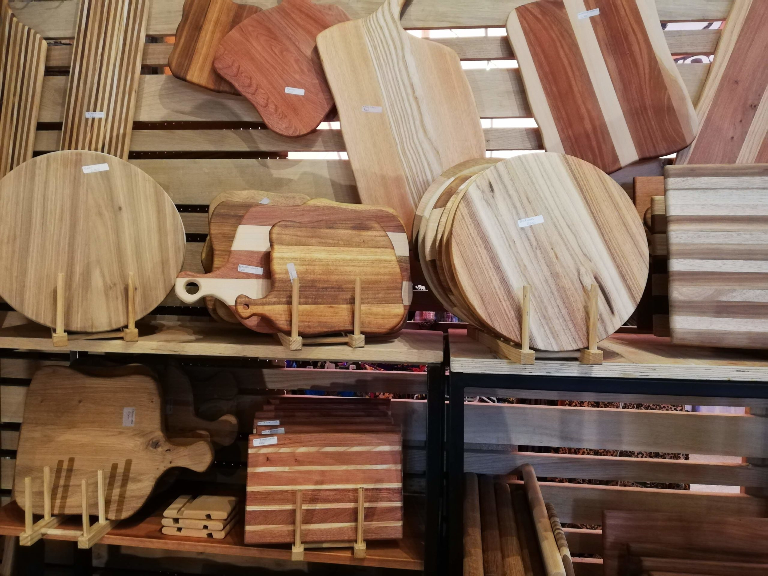 Whyni wood products