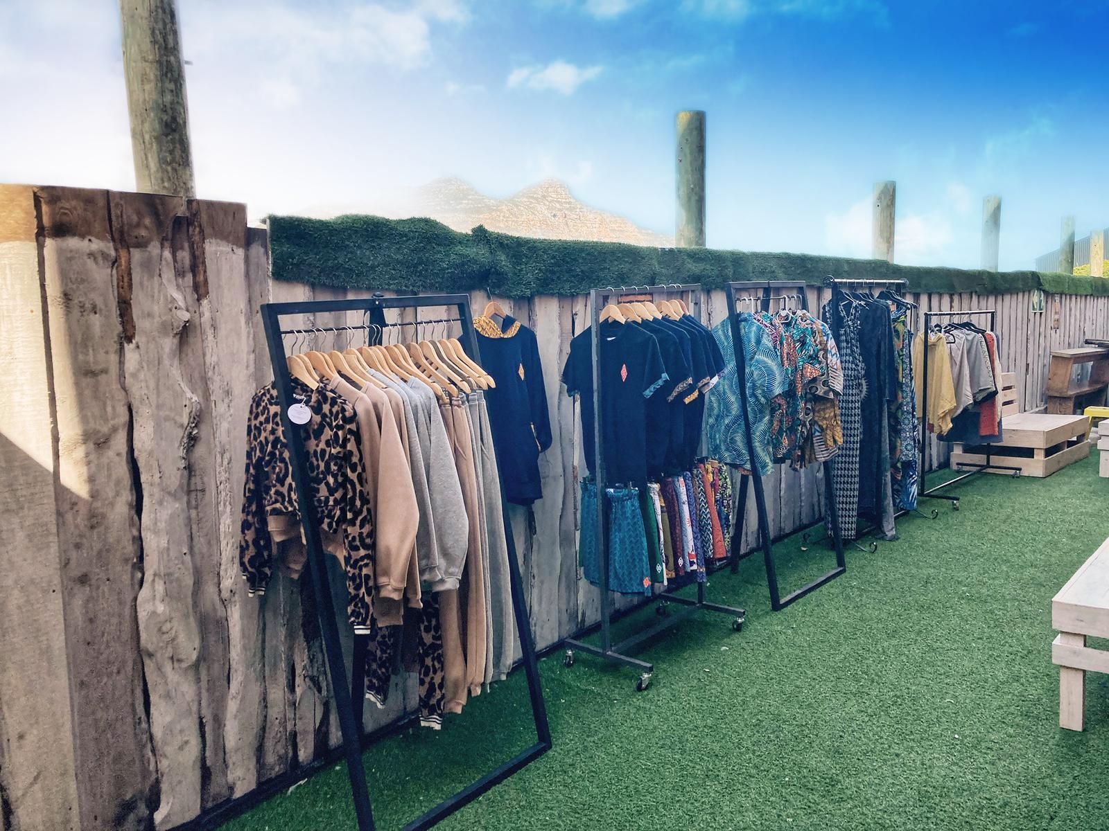 Fashion Rails.BHM